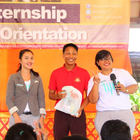 Pre Internship Orientation Elizabeth International