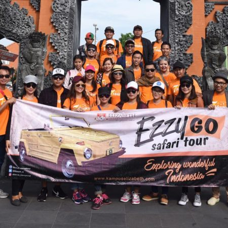 Ezzy Go Safari Tour 2016: Work Harder Play Harder