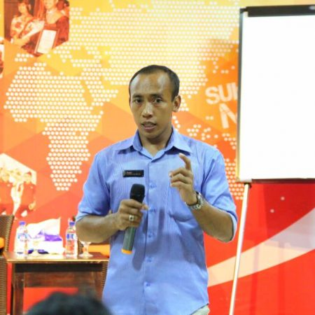 FOUNDATION SKILLS AS A HOTELIER BY MR. WAYAN SUNARBAWA (FB MANAGER RAMADA ENCORE SEMINYAK)