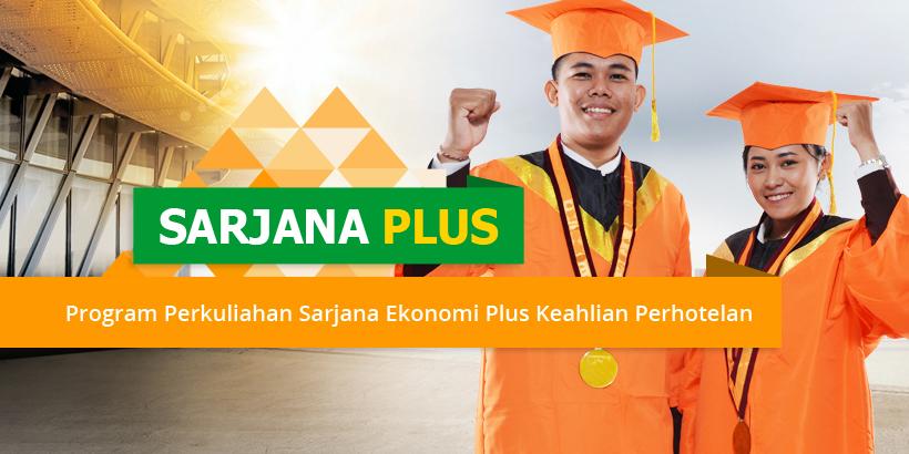 Sarjana Plus