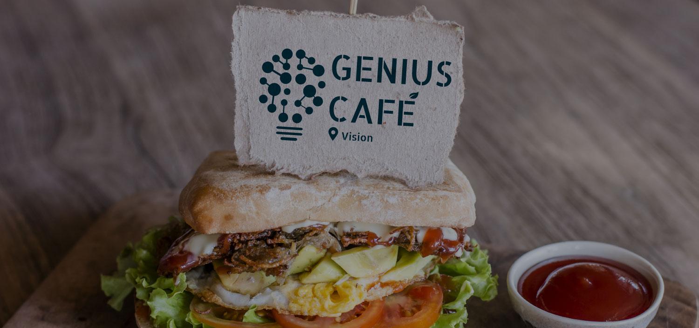 GENIUS CAFE
