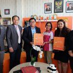 Kunjungan Rotary Bali Denpasar terkait program beasiswa di Elizabeth International tahun 2018 (4)