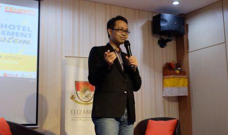 Digital Talk by Mr. Ferry Candra, CEO Probus Hotel System