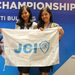 Partisipasi mahasiswa Elizabeth International dalam JCI Batavia Public Speaking Championship 2018 (9)