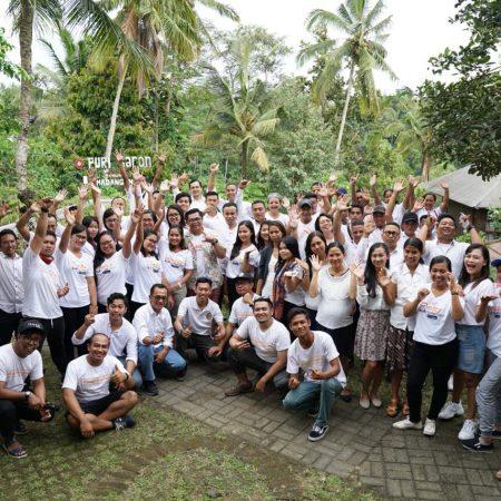 Sekolah Perhotelan Elizabeth International tutup tahun 2018 dengan Year End Gathering super seru