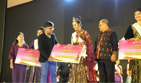 Sekolah Perhotelan Bali Elizabeth International Berikan Rp 140,000,000 Bagi Pemenang Puteri Indonesia Bali 2019