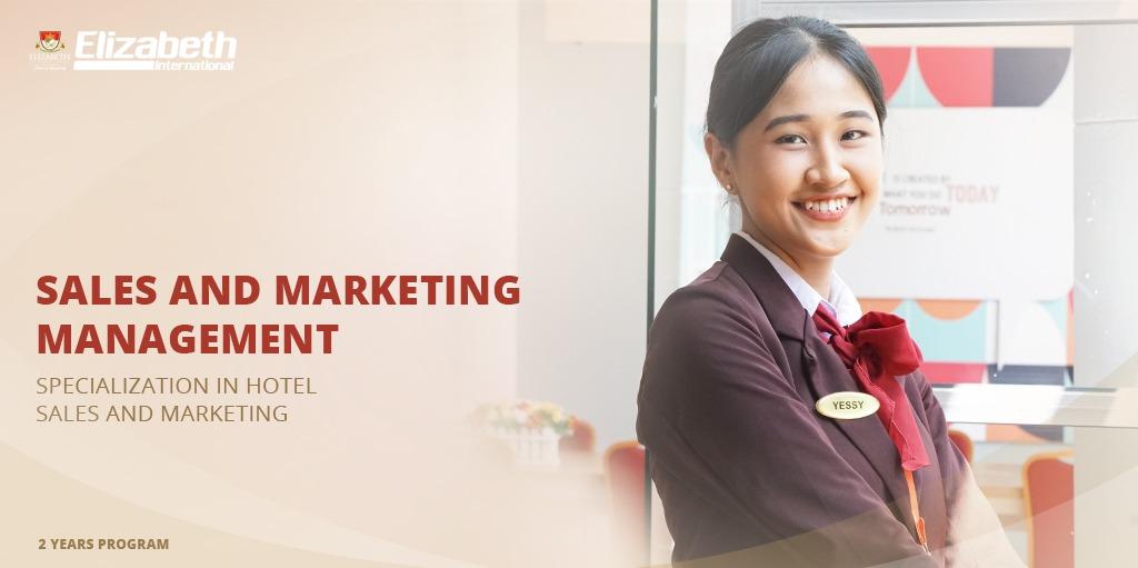 Sales and Marketing Management elizabeth
