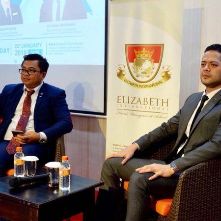 Quality Time bersama National President dan Deputy National President JCI Indonesia