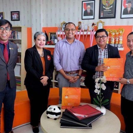 Rencana kolaborasi hebat Elizabeth International dan The Apurva Kempinski Bali