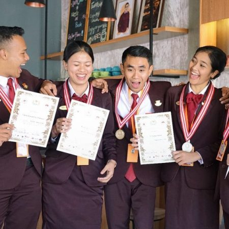 Elizabeth International borong juara dalam gelaran Green Restaurant And Culinary Event 2018