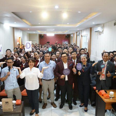 Ezzy Talk Perdana di Tahun 2019 bersama Sthala, a Tribute Portfolio Hotel Ubud Bali