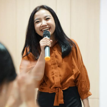 Elizabeth International Alumni Talk hadirkan Adelia, salah satu New Generation Leader AccorHotels