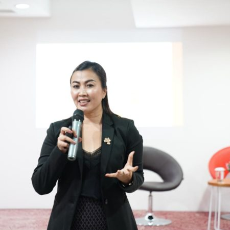 Ezzy Talk Brand You! Make Your Mark and Get Noticed with General Manager C151 Smart Villas, Ms. Diah Suryandari