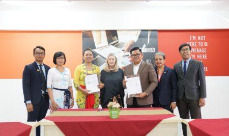 Bali Children Foundation & Marriott Hotels berikan full scholarship bagi sejumlah anak anak Bali di Elizabeth International
