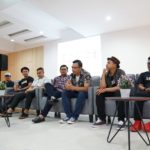 Prese conference single perdana S4dewa Band di Elizabeth International (11)