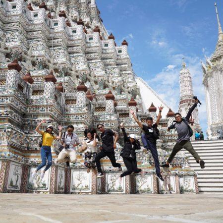 Elizabeth International kembali beri reward traveling gratis ke luar negeri untuk mahasiswa terbaik tahun 2018