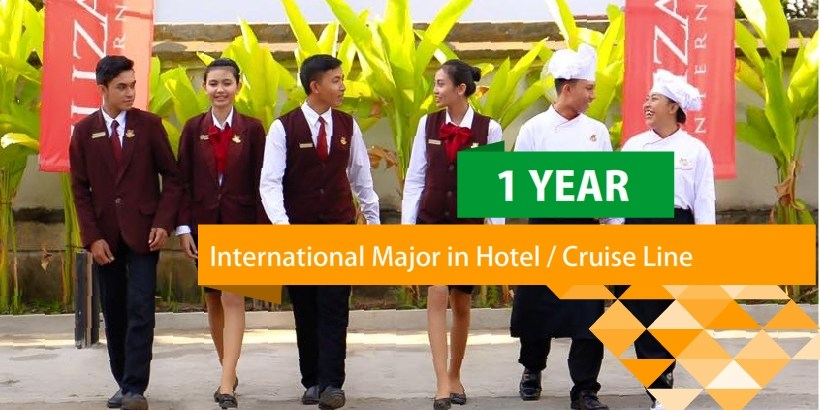 Hospitality and Cruise Line Industry