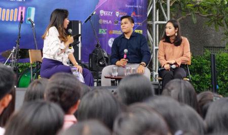 Kongkow Seru Bareng Komunitas Before 30 Alumni Elizabeth International