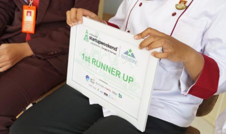 Mahasiswa Elizabeth International Dulang Prestasi Dalam Ajang Entrepreneur Startup Weekend
