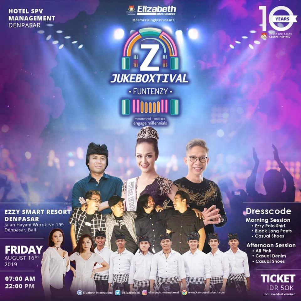 elizabeth event