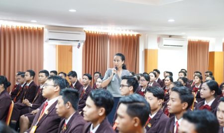 Making Our Own Blue Ocean with Regional HR Director of Alila Hotels, Ms. Vira Risnayani