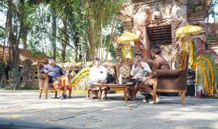 Tiga Tokoh Muda Bali Siarkan Pesan Pesan Ibu Pertiwi