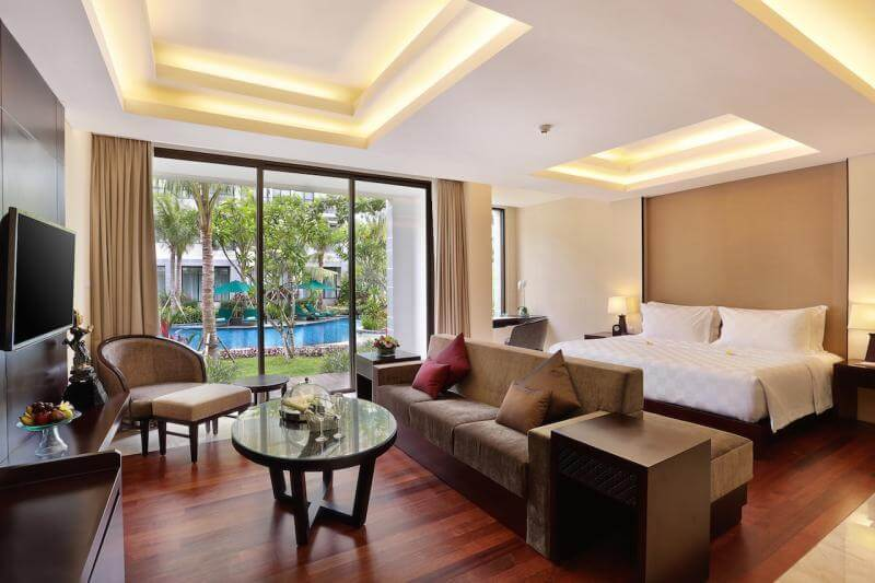 """ Hospitality Touch "" Bali Nusa Dua Hotel! (1)"