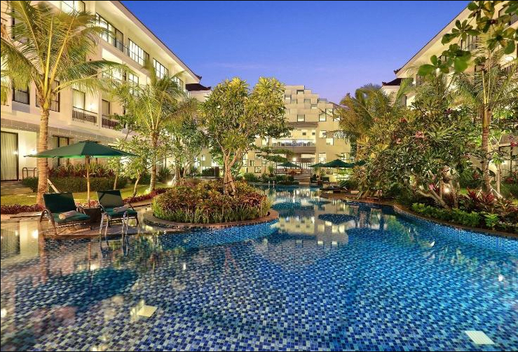""" Hospitality Touch "" Bali Nusa Dua Hotel! (4)"