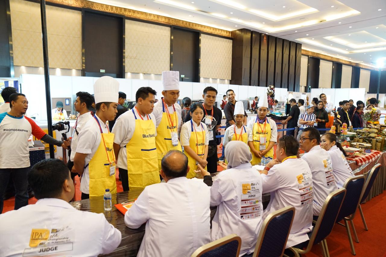 Mahasiswa Elizabeth International rengkuh gelar dalam ajang inter food culinary competition 2019 (2)