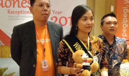 "Yay… Alumnus Elizabeth International sabet Juara Pertama dalam kompetisi "" Indonesia Receptionist of the year 2019 """