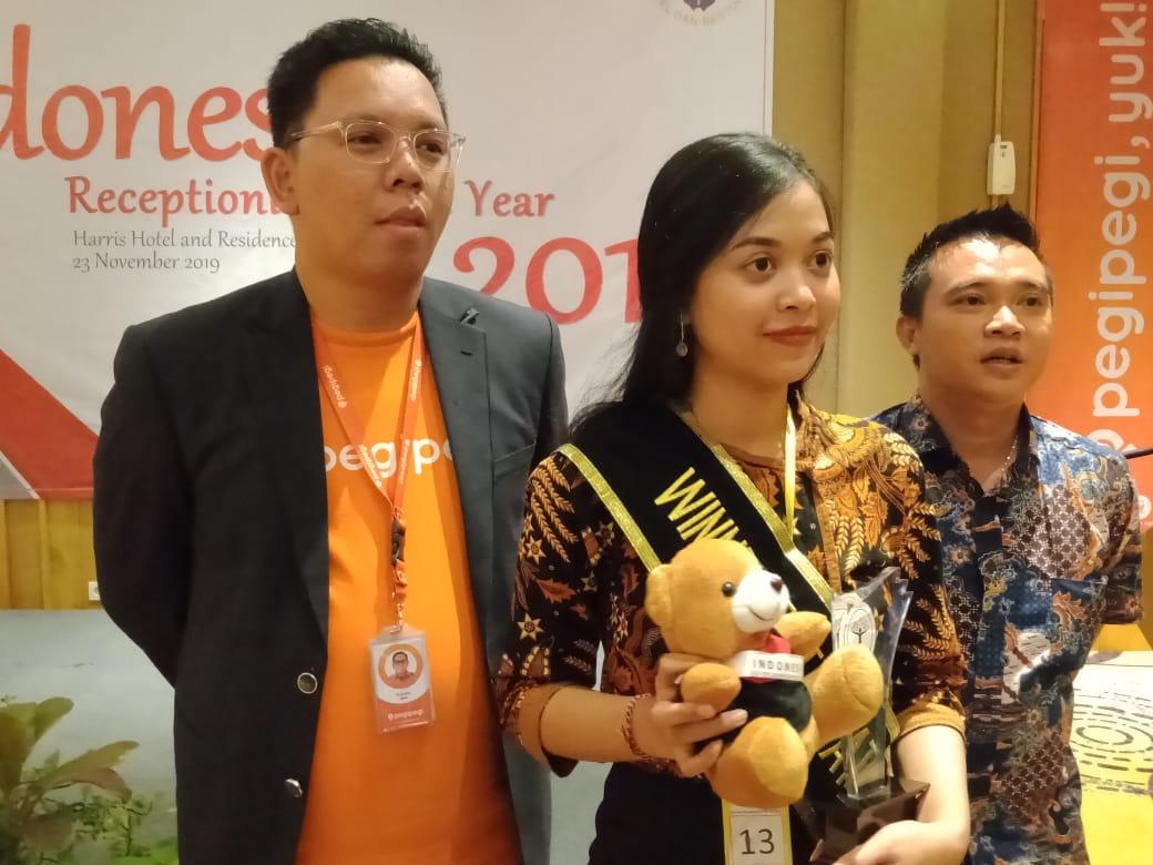 Alumnus Elizabeth International sabet Juara Pertama (1)