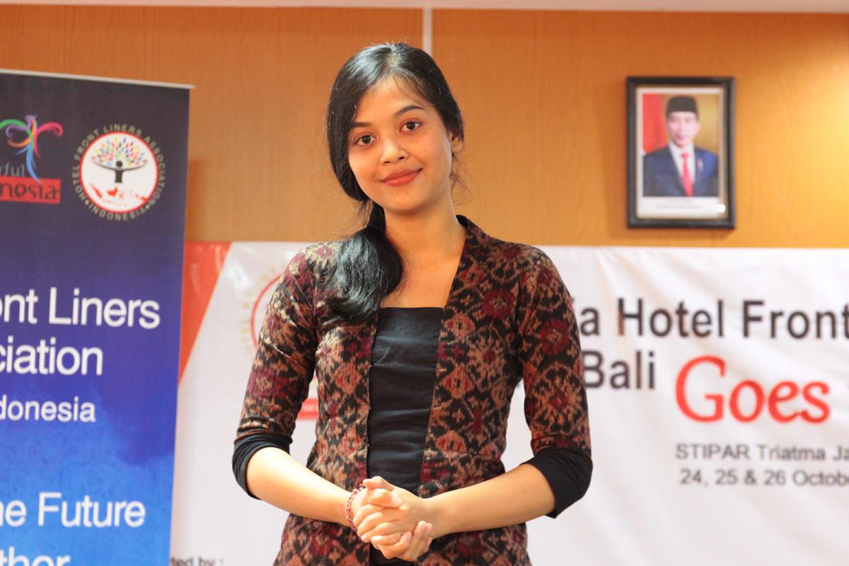 Alumnus Elizabeth International sabet Juara Pertama (2)