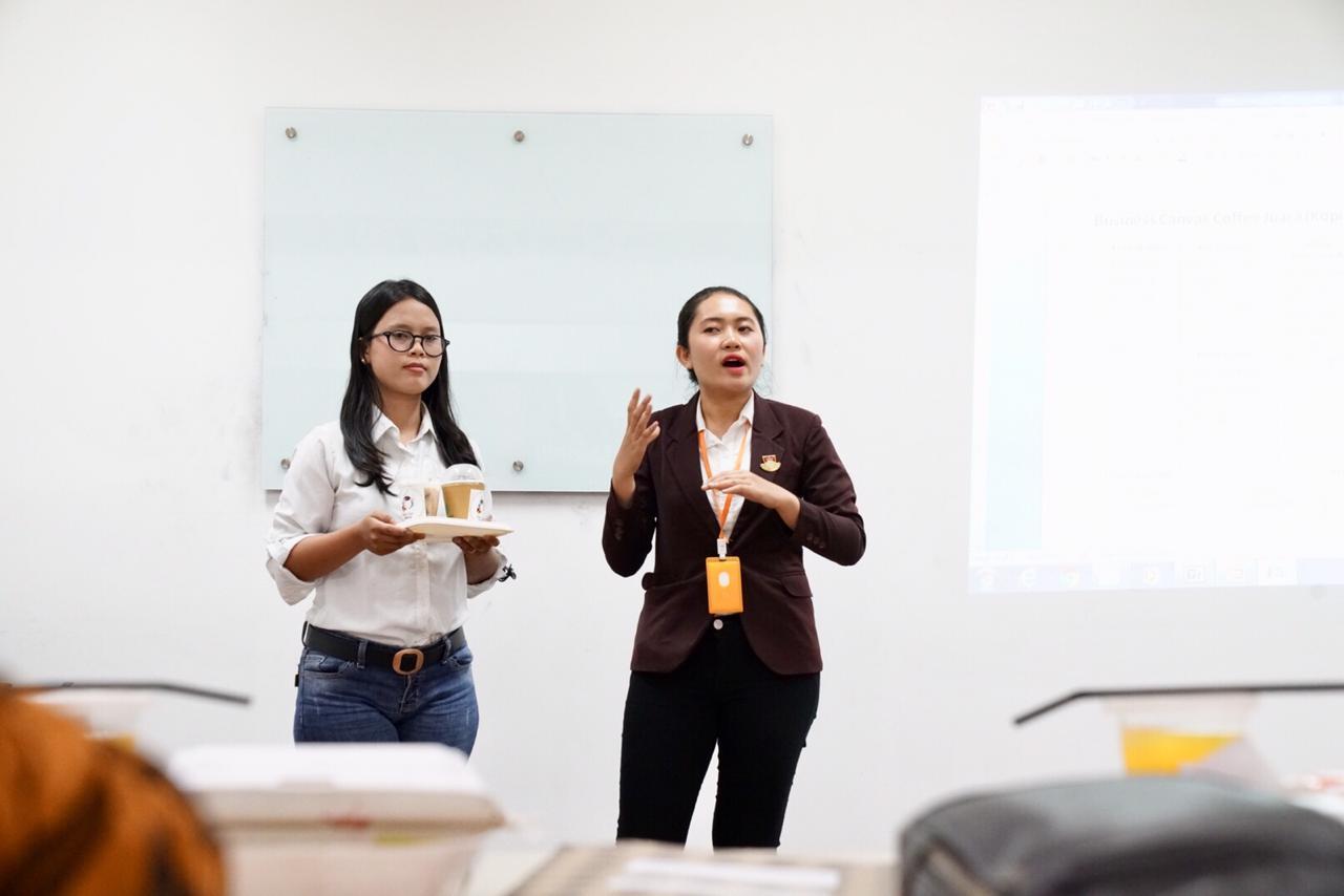 Calon Hotelier Leader Harus Jago Presentasi (1)