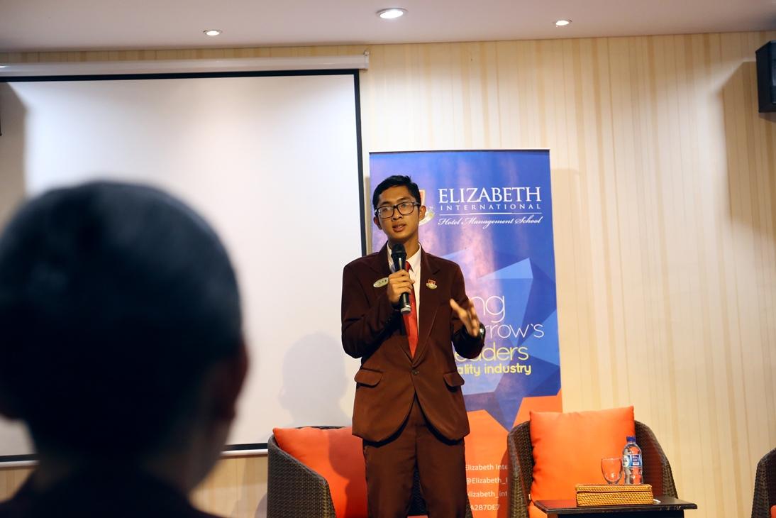 Calon Hotelier Leader Harus Jago Presentasi (2)