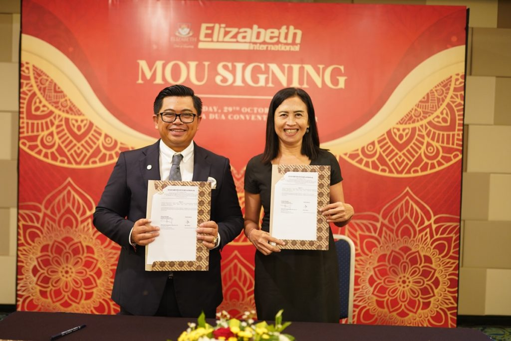 MOU Signing between Elizabeth International with Top Hotel Brands in Bali (1)