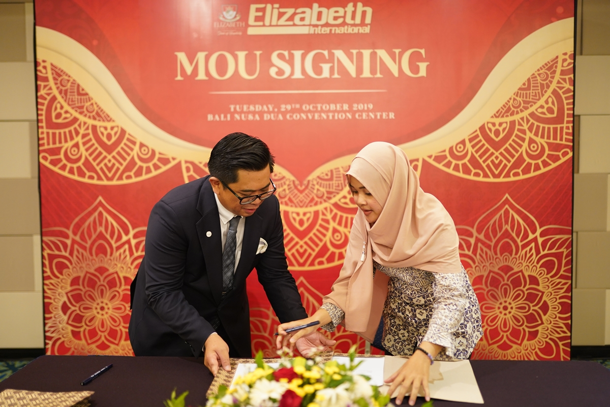 MOU Signing between Elizabeth International with Top Hotel Brands in Bali (2)