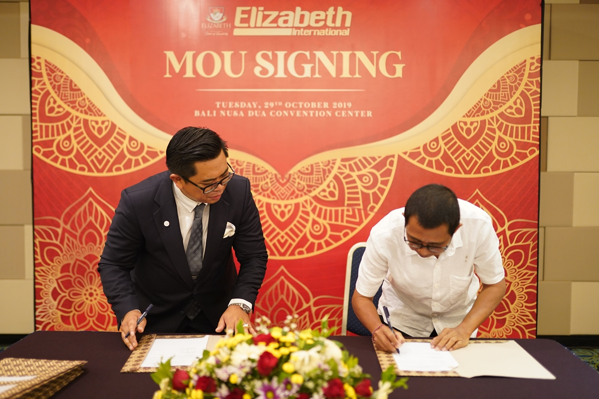 MOU Signing between Elizabeth International with Top Hotel Brands in Bali (4)