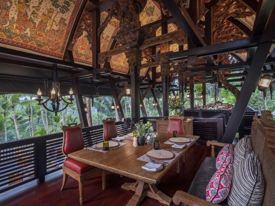 Mads Lange Restaurant Upper Deck