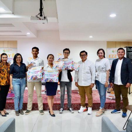 Ethnic Pizza , Capung Gantung dan Go Travelling Raih Gelar Juara – EZZY Entrepreneur Festival 2019