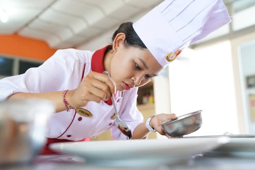 Seorang Chef yang Hebat ! (14)