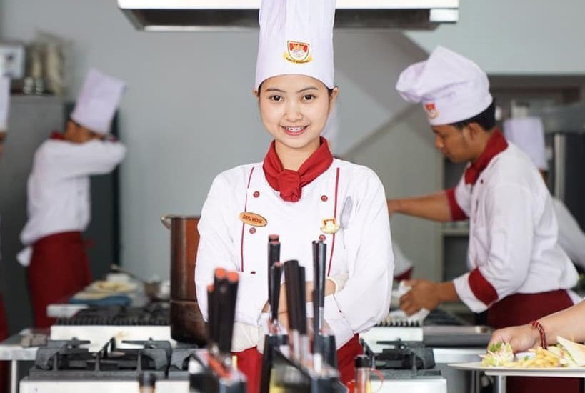 Seorang Chef yang Hebat ! (21)