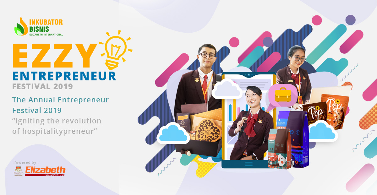 The First EZZY Entrepreneur Festival 2019