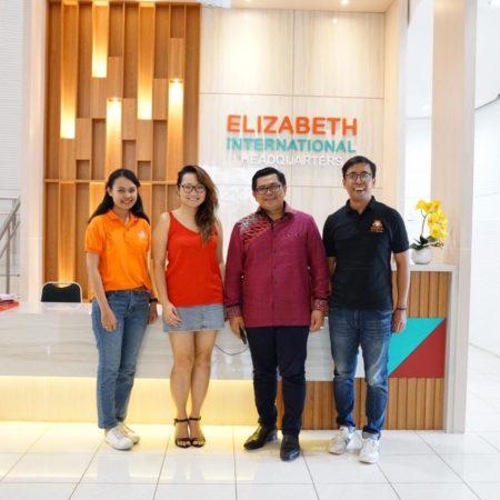 Coach Dahlia from Euphoric Coaching Singapore  Visited Elizabeth International