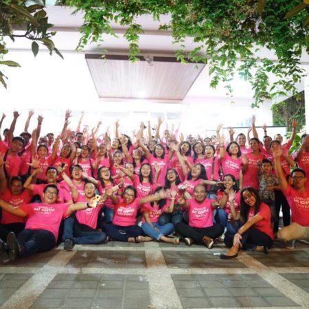 """End Year Gathering Elizabeth International """"Nangun Sat Kerthi Loka Bali """""""