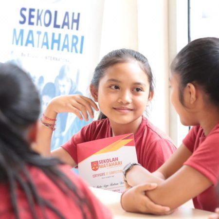 Sekolah Matahari by Elizabeth International for a Better Future