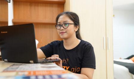 Meraih impian dari pembelajaran e-campus Elizabeth International