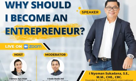 Virtual Ezzy Talk – Why Should I Become An Entrepreneur