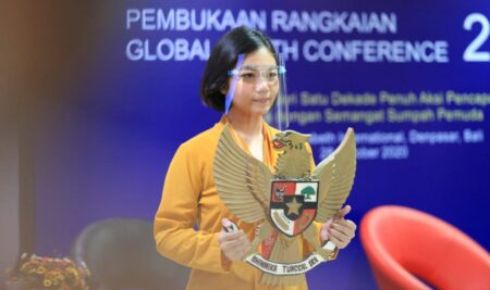 Precious Island & Elizabeth International Gelar Kolaborasi Event Pembukaan Global Youth Conference 2020.
