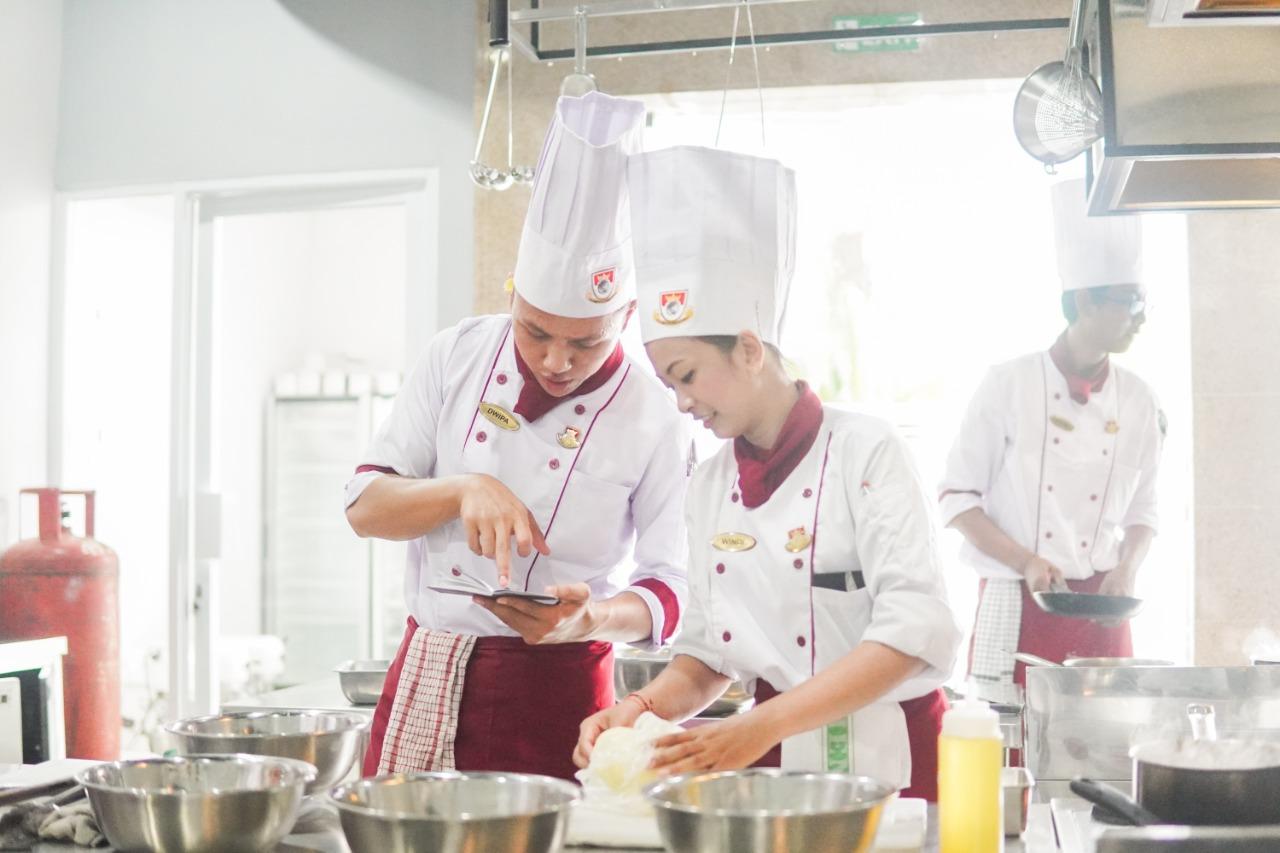 Keahlian Culinary di Elizabeth International
