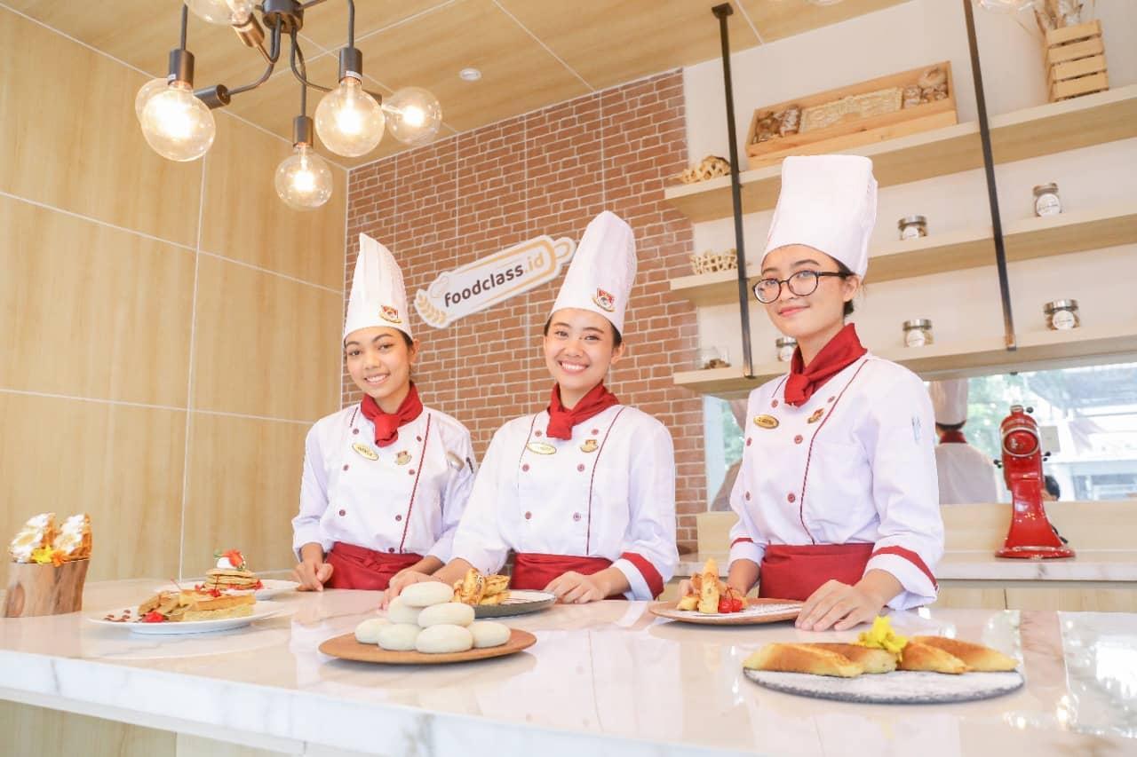 Menjadi Entrepreneur Muda atau Pastry Chef?